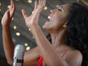 Nita Whitaker | Keep a Little Christmas Music Video